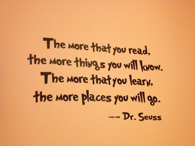picture seuss quote