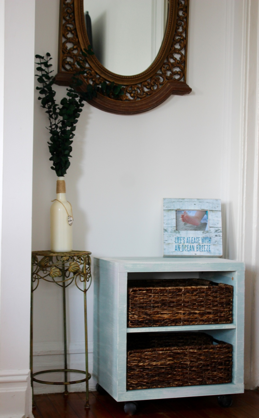 diy distressed shabby chic